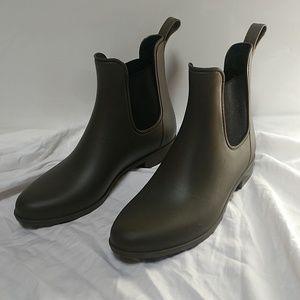 Merona rain booties